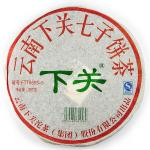 2009 Xiaguan TF FT 8653 Beeng Cha (raw pu-erh)