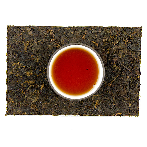Brick Tea Pu Erh 7581