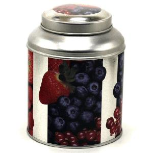Dóza na čaj Berry Fruits 125g