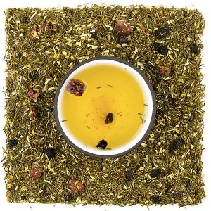 Zelený rooibos Red Fruits